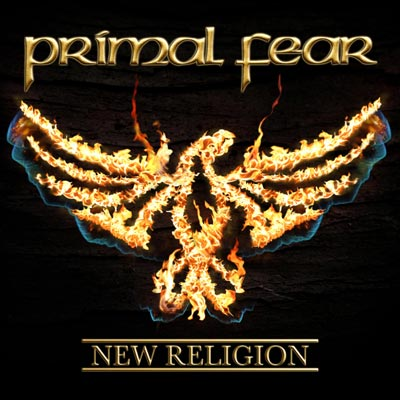 Primal Fear New Religion Cover